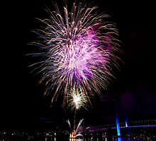 Melbourne New Year 2014/15 12 by AKunde