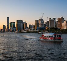 Brisbane City Hopper by AKunde