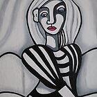 Seated Woman 2 by averystudios
