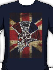 Union Jack Punk Skull T-Shirt