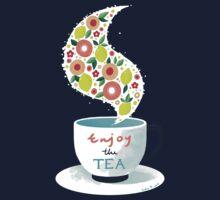 Enjoy the Tea Kids Clothes