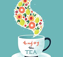 Enjoy the Tea by freeminds