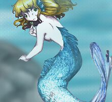 Mermaid [Background] by Amber Werden