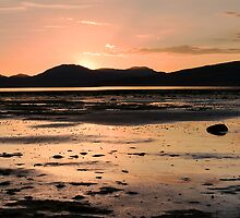Clyde Sunset by Linda  Morrison