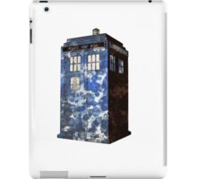 Dr Who Police Box T-Shirt iPad Case/Skin