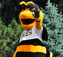 Mascot not to Bee Denied by J. D. Adsit
