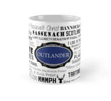 Outlander Mug (Blue) Mug