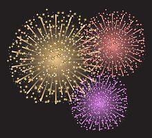 Fireworks by AnnArtshock