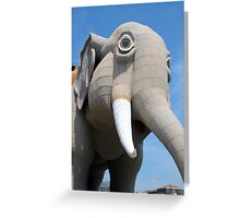 LUCY the ELEPHANT Greeting Card