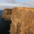 Cliffs of Moher view by John Quinn