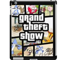 Grand Theft Show iPad Case/Skin
