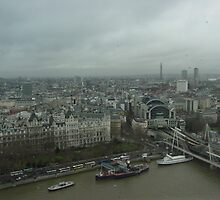 View of London by Richard Elston