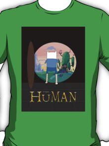 The Human T-Shirt