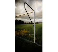 playing fields 2 Photographic Print