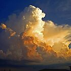 Explosion in the Clouds -- Springfield, Missouri by John Carpenter