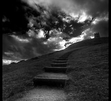Glastonbury steps by igotmeacanon