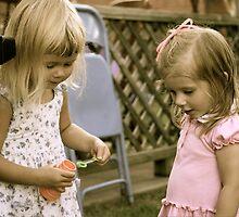 Bubble Girls by JTomblinson