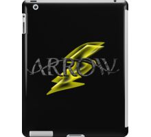 Tv Series Arrow and Flash cross-over iPad Case/Skin