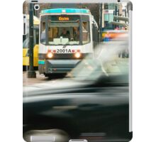 Rush Hour, Manchester iPad Case/Skin