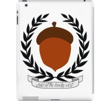 Child Of The Kindly West iPad Case/Skin