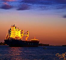 The Freighter by cherylc1