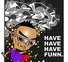 have fun by Ans Phame