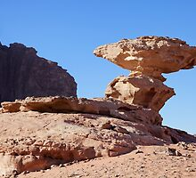 Balanced Rock by Norbert Probst