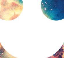 Carina | Galactic Smileys Sticker