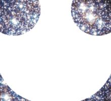 Star Cluster | Galactic Smileys Sticker