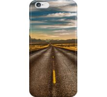 Road trip to Big Bend iPhone Case/Skin