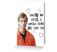 Jeffrey Valentines Greeting Card