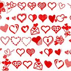 Here's My ♥ ♥ ♥ ♥ ♥ by WalnutHill