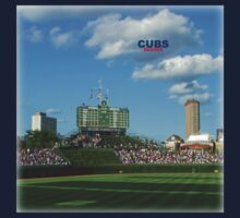 Cubs Tee by don thomas