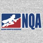 National Quidditch Association (NQA) Harry Potter by jcalvinded