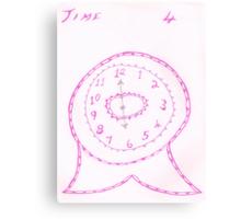 Time 4 Canvas Print