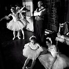 Back Stage - The Nutcracker by Jeffrey Nelson