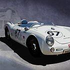 Porsche Spyder by TeaCee