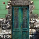 Green door, Pecs by culturequest