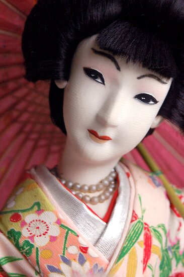 Geisha Doll by WStudios