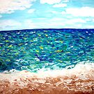 """""""Oceanbreeze"""" by Adela Camille Sutton"""