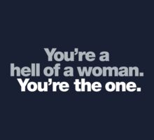 Buffy - You're a hell of a woman by Call-me-dickie
