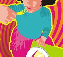 mmmmmmmmmm cake! by Matt Mawson