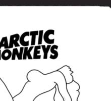 Arctic Monkeys AM album art Sticker