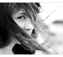 Wind in Hair by artsphotoshop
