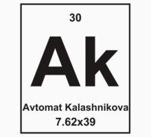 AK Element by bakerandness