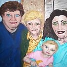 """""""Four Generations"""" by Adela Camille Sutton"""