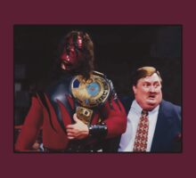WWE Attitude Era - Kane and His Daddy by paindonthurt