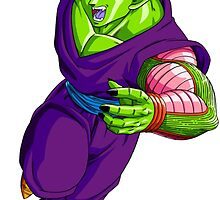 Piccolo by sams-impala