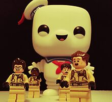 Stay Puft On The Charge by FendekNaughton