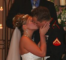 You May Kiss Your Bride by Drew  McFarland